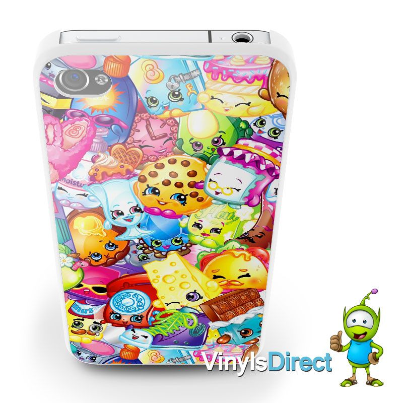 Shopkins Phone Case | phone accessories ☎ | Phone cases, Cell phone