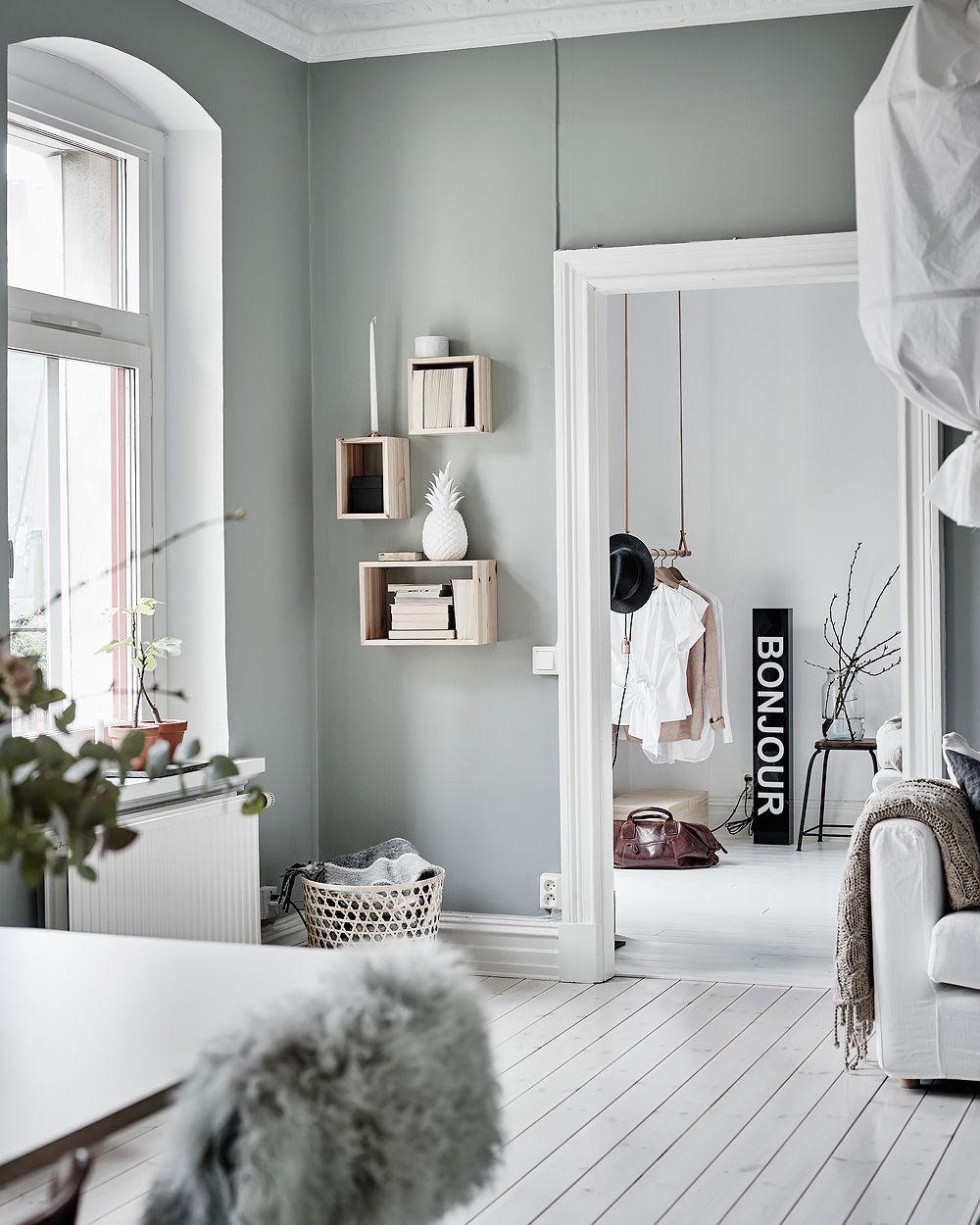 Un Salon Couleur Menthe Idees Inspiration De Decoration