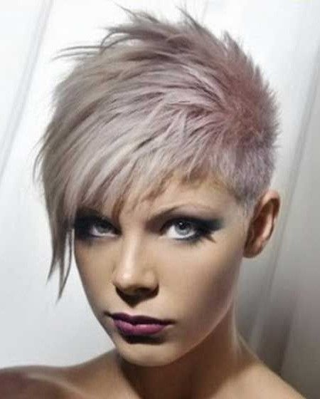 Trendy Spiky Hairstyles For Women 2016 Haircuts Hairstyles 2016