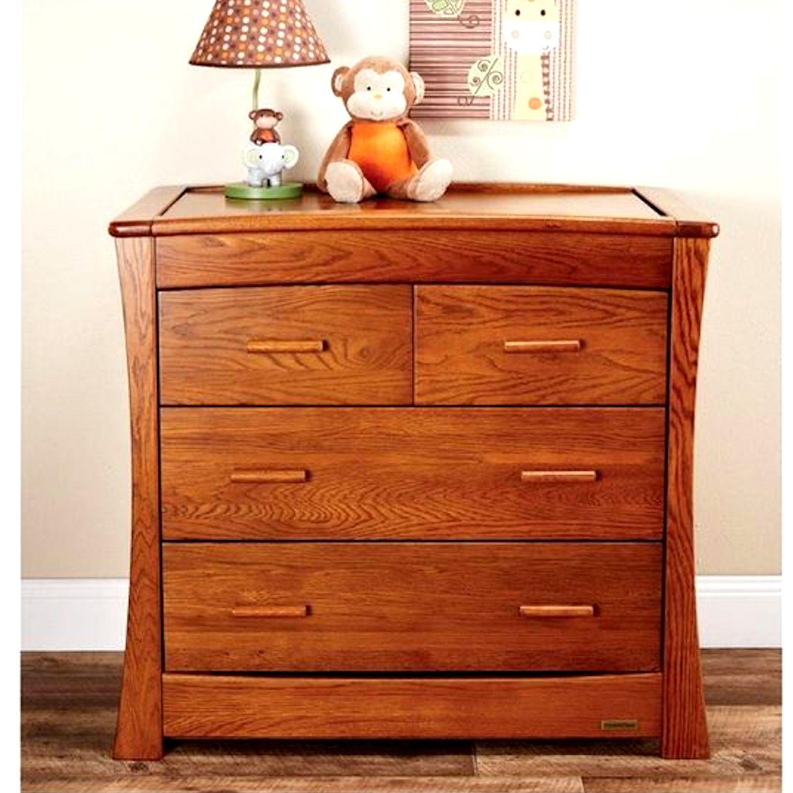 Mamas & Papas Ocean Dresser / Changing Unit - Dark Oak ...