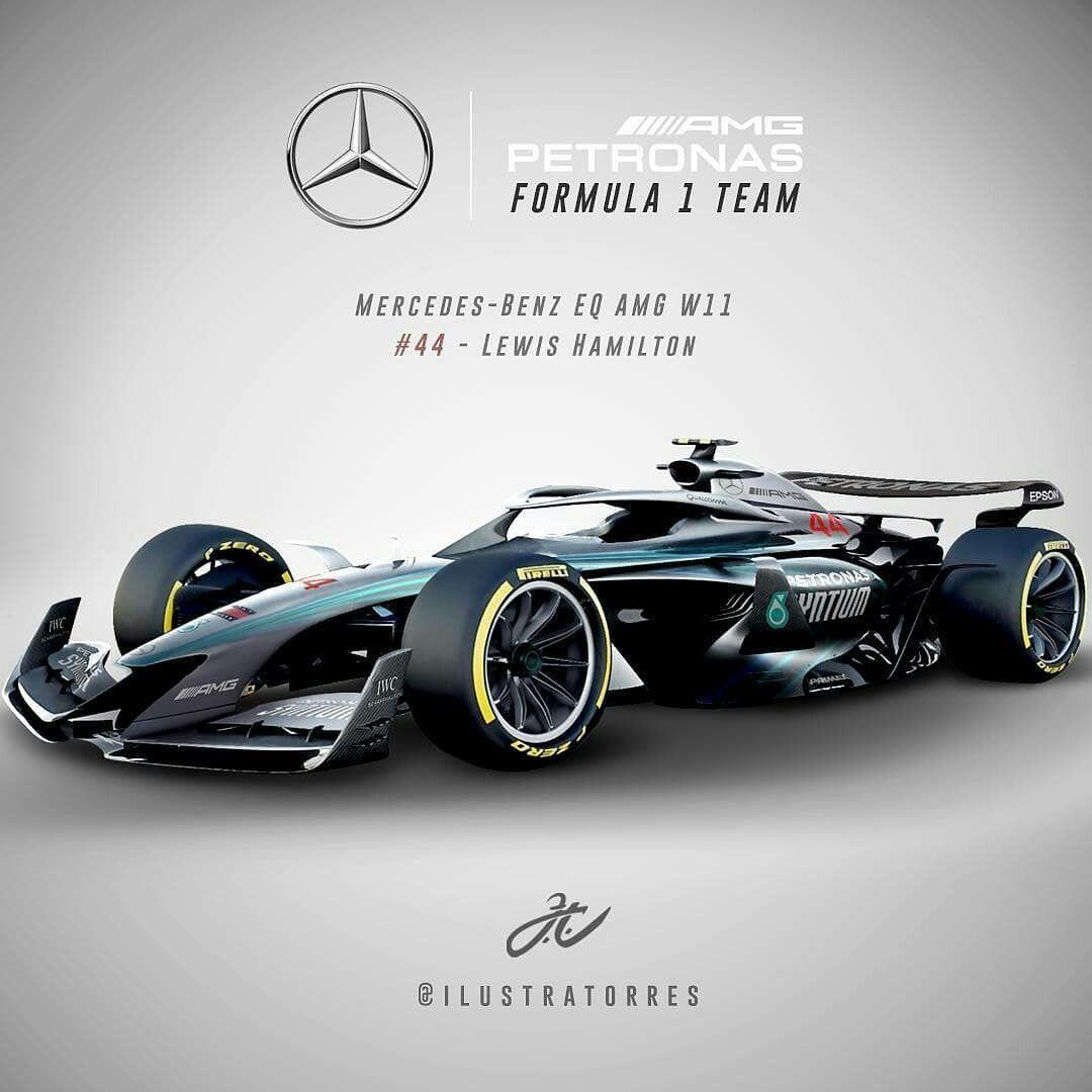 Formula 1 2021 Formula 1 New Cars Mercedes