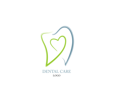 Dental Care Heart Hospital Inspiration Vector Logo Design Download Vector Logos Free Download List Of Premium Consultorio Dental Logo De Odontologia Dental