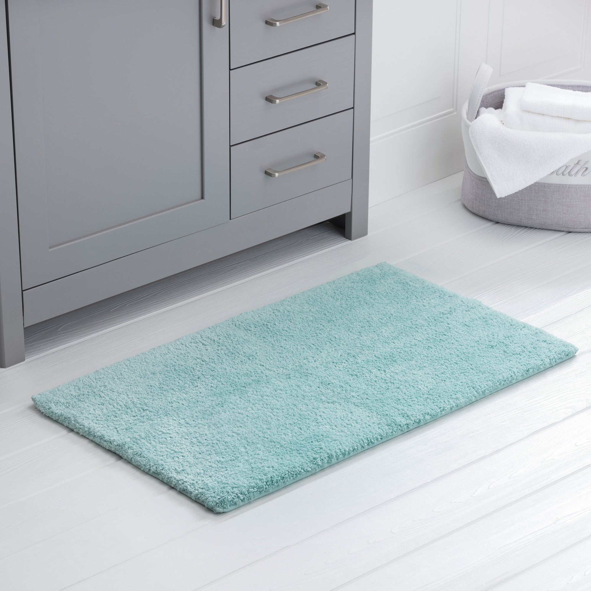 Better Homes And Gardens Thick And Plush Bath Rug 20 X 34 Grey Heather Garden Art Ideas Beautiful Garden In 2020 Plush Bath Rugs Better Homes And Gardens Bath Rug [ 2000 x 2000 Pixel ]