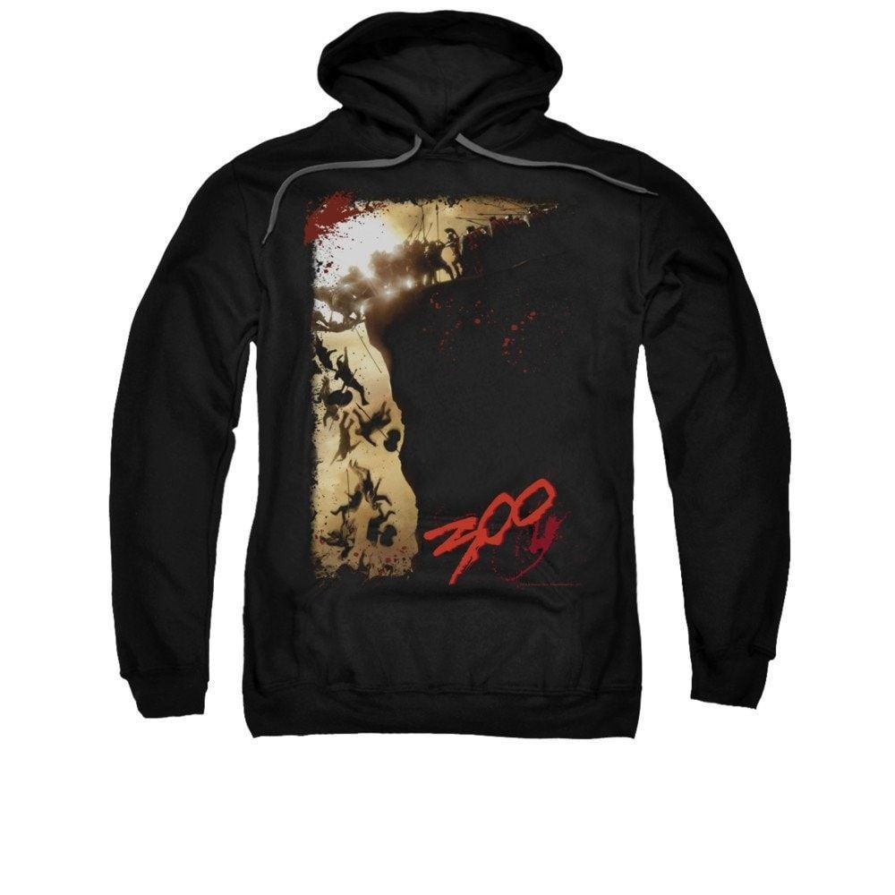 300 - The Cliff Adult Pull-Over Hoodie