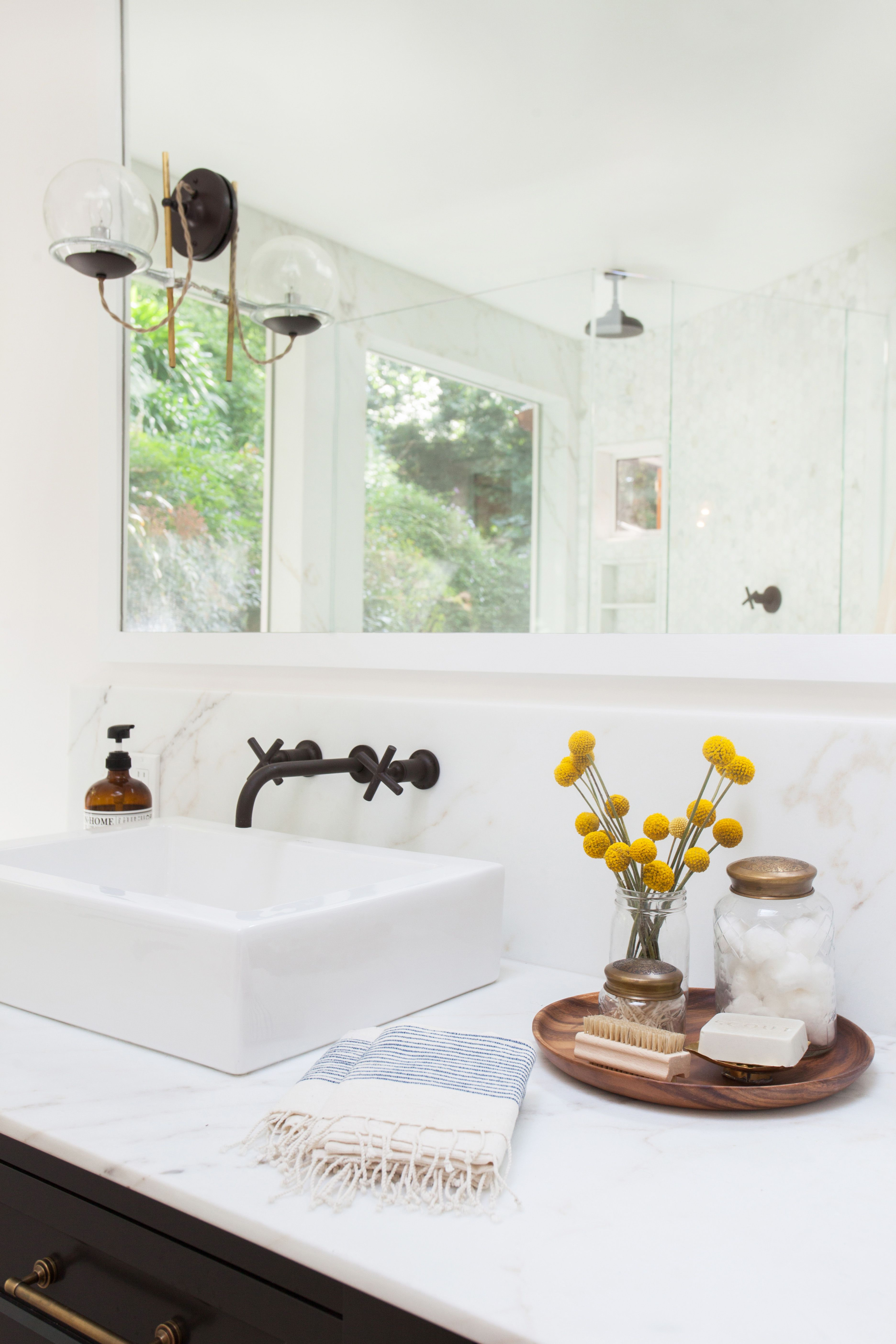 5 big ideas for an amazing bathroom remodel | Bath, Amber and Interiors