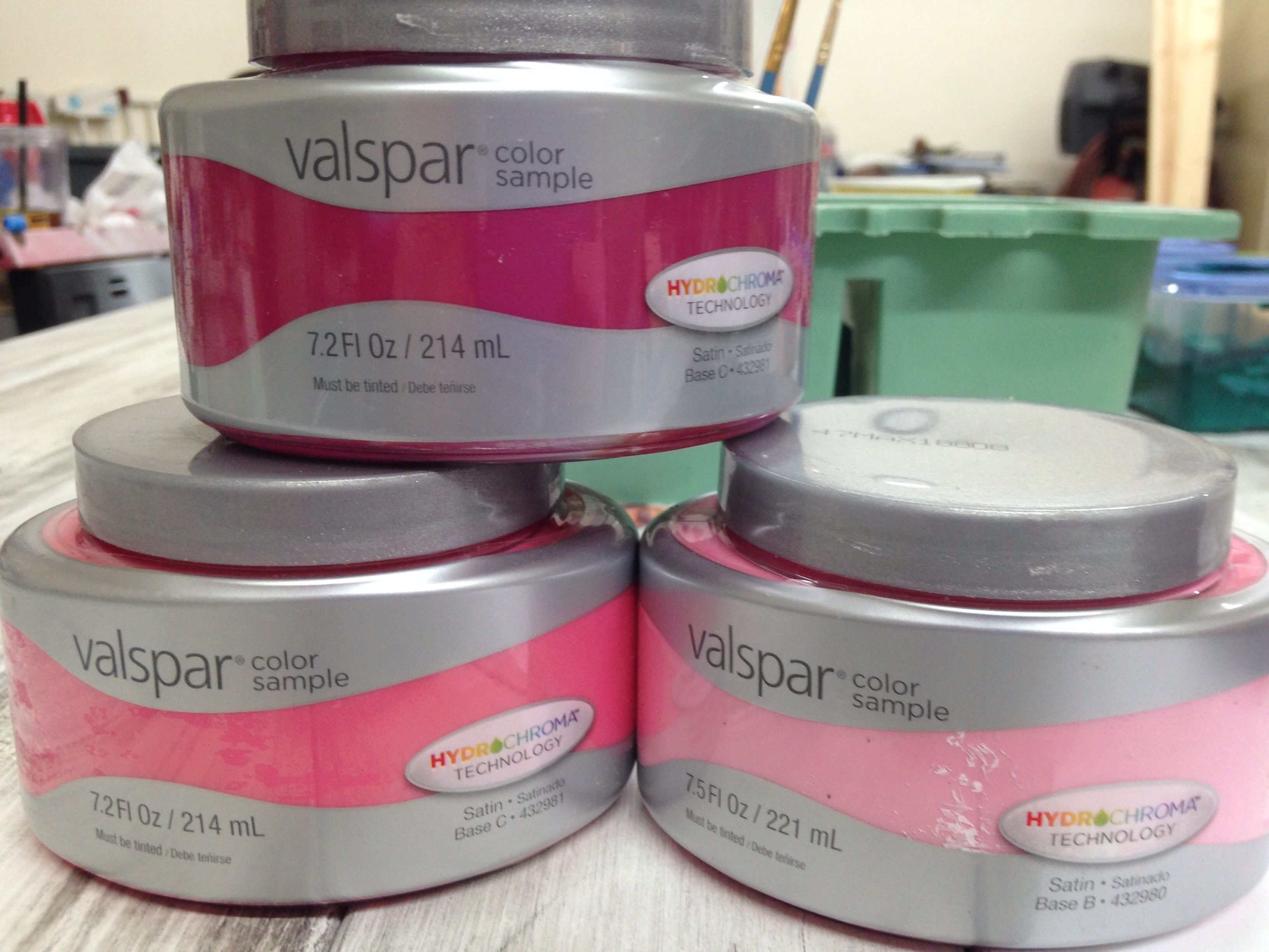 best chalk paint plaster of paris with valspar paint it goes on beautiful no brush marks and. Black Bedroom Furniture Sets. Home Design Ideas