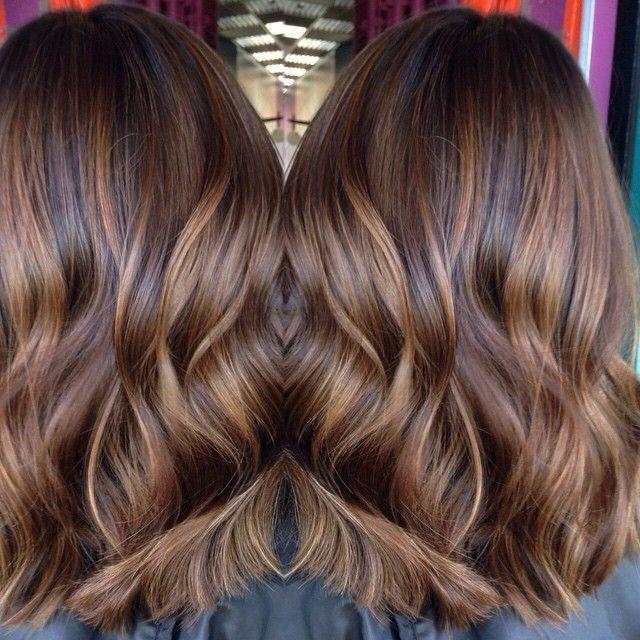 407af12a11873d328e83cb5ebe6a0fa3 Brown Hair With Highlights Hair