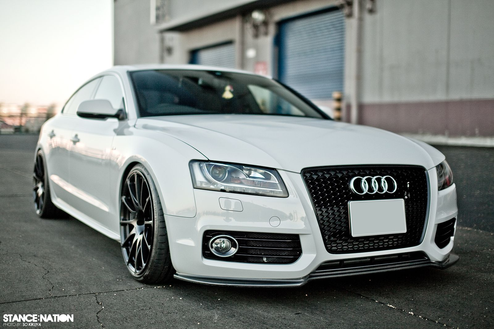 audi a5 sedan from japan rides pinterest sedans. Black Bedroom Furniture Sets. Home Design Ideas
