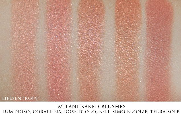 Baked Blush by Milani #8