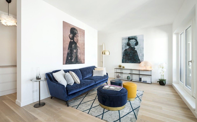 Guardian | Wohntraum, Wohnzimmer, Wohnen, Zuhause, Sofa, Samtsofa ...