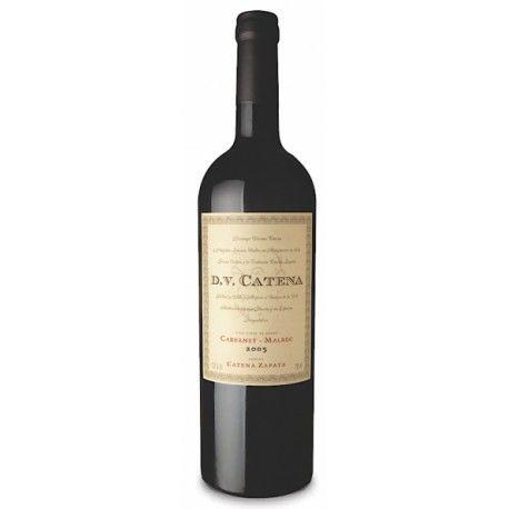 Produtor - Catena Zapata País - Argentina Região - Mendoza Safra - 2014 Tipo - Tinto Uva - Cabernet Sauvignon - Malbec Volume - 750 ml Teor alcoólico - 13,7%