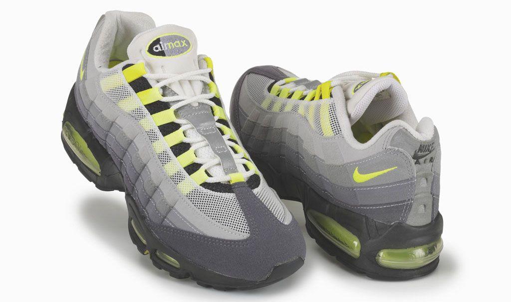 nike air max 95 og neon (4) le scarpe air max 95 e air max pinterest