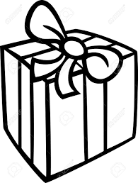 Image Result For Clipart Black And White Presents Christmas Present Coloring Pages Christmas Gift Coloring Pages Birthday Coloring Pages