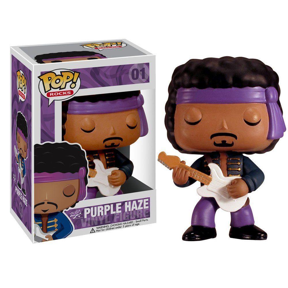 c5386a256f9 Funko POP Purple Haze Jimi Hendrix