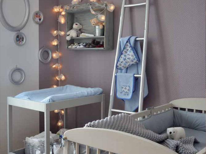 Chambre Bébé décoration Nursery garçon fille baby bedroom boys ...