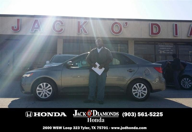 Congratulations To Shelly Arthur On Your Purchase From Eric Whitney At Jack  O Diamonds Honda!