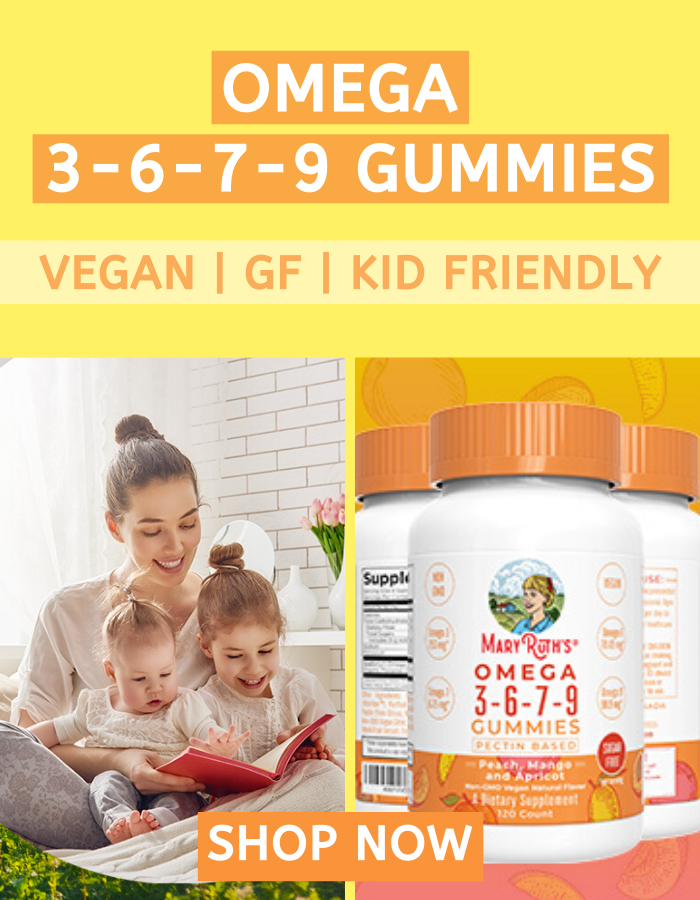 Omega 3 6 7 9 Gummies 120 Count Health Nutrition Vegan