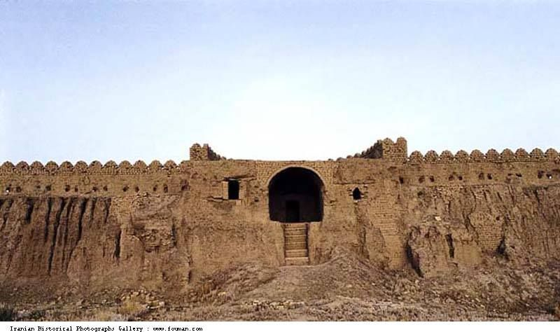 Naseri Castle, Iranshahr, Baluchestan, 1848 (Qajar dynasty)