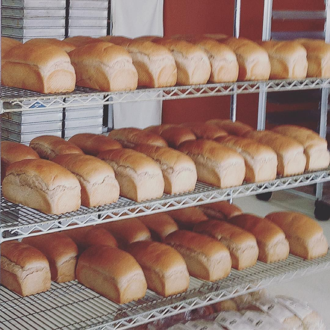 Just Chilling On The Cooling Rack You Can Buy Our Bread Straight From The Oven And Get It Brown Bagged Or Wait For It To Cool Eno Hot Dog Buns Bread