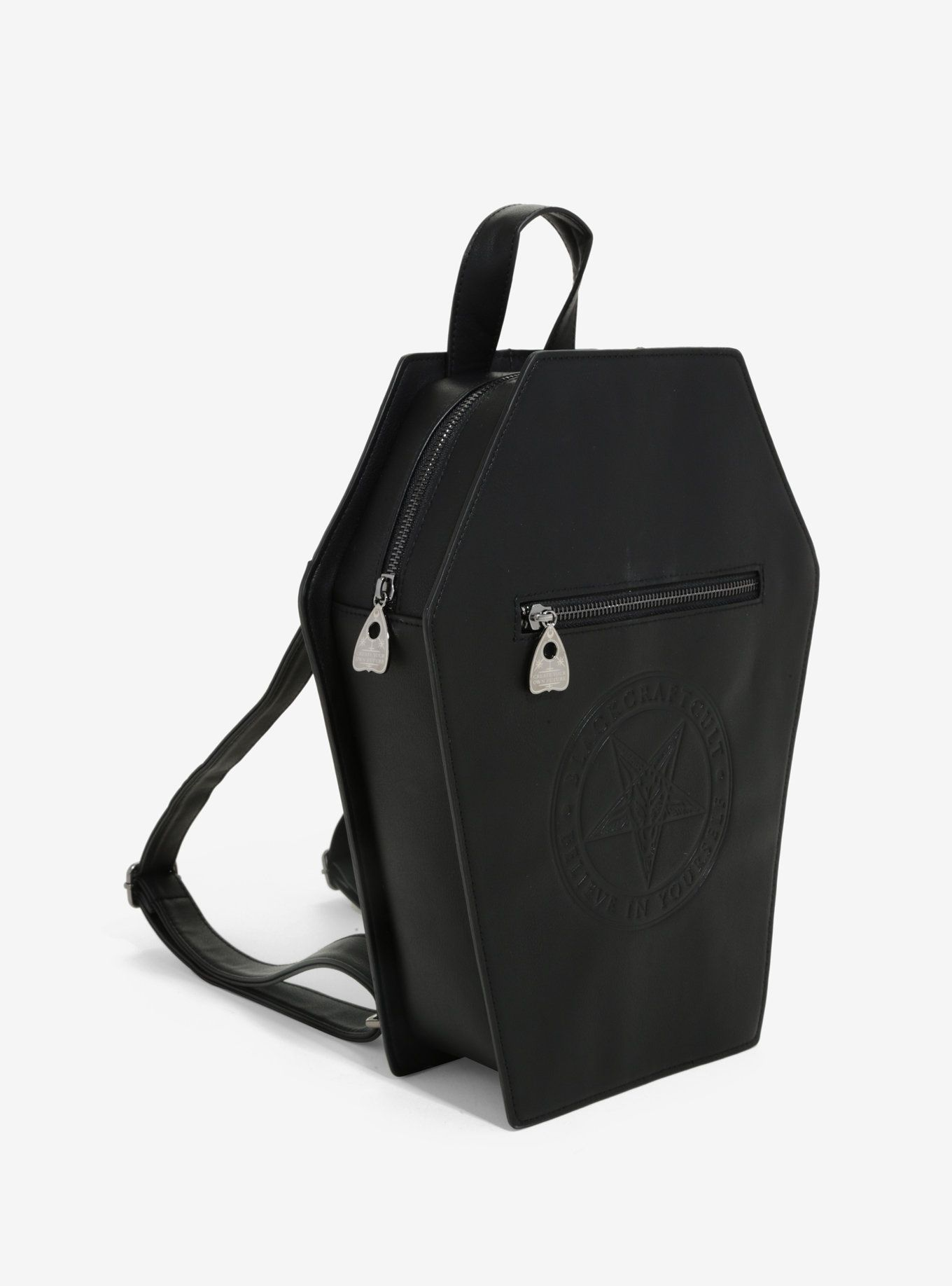 BlackCraft Coffin Mini Backpack Hot Topic Exclusive  d2c93d2cbc33b