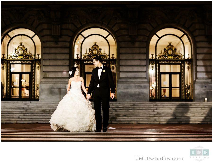 San Francisco Wedding Photographer City Hall Engie Minah Destination