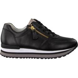 Photo of Gabor Sneaker Low 448 Black Ladies Gabor