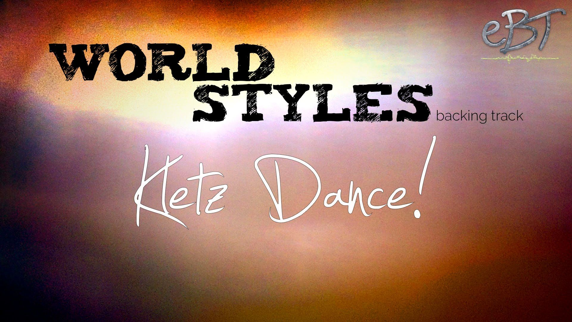 World Styles Backing Track in A Minor, 150 bpm Backing