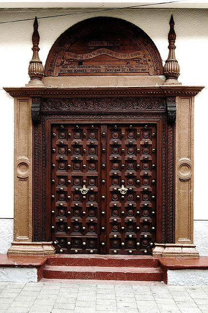 Zanzibar door & Zanzibar door | Doors