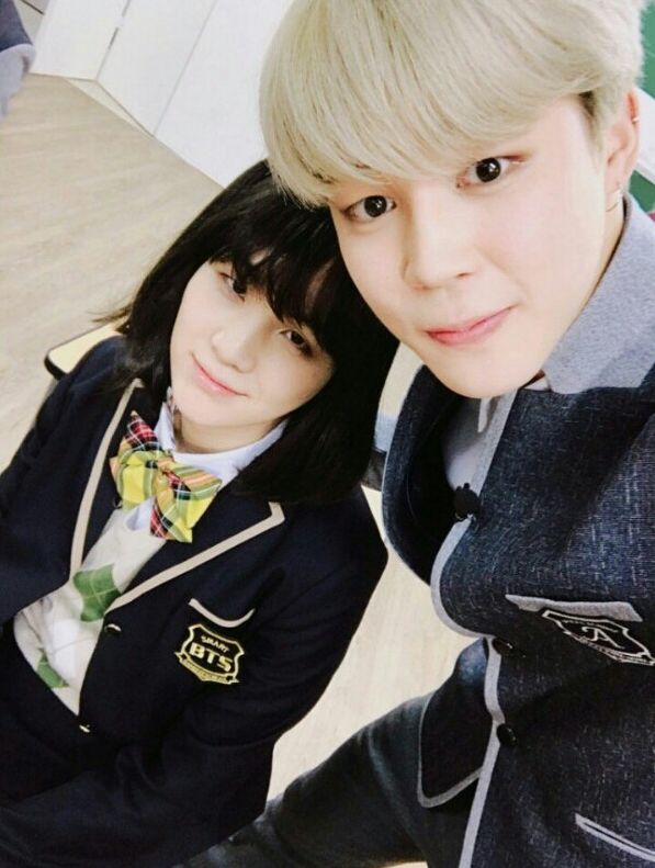 yoongi dating japanese girl