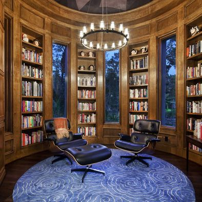 Library Built In Seating Design, Pictures, Remodel, Decor and Ideas - page 2