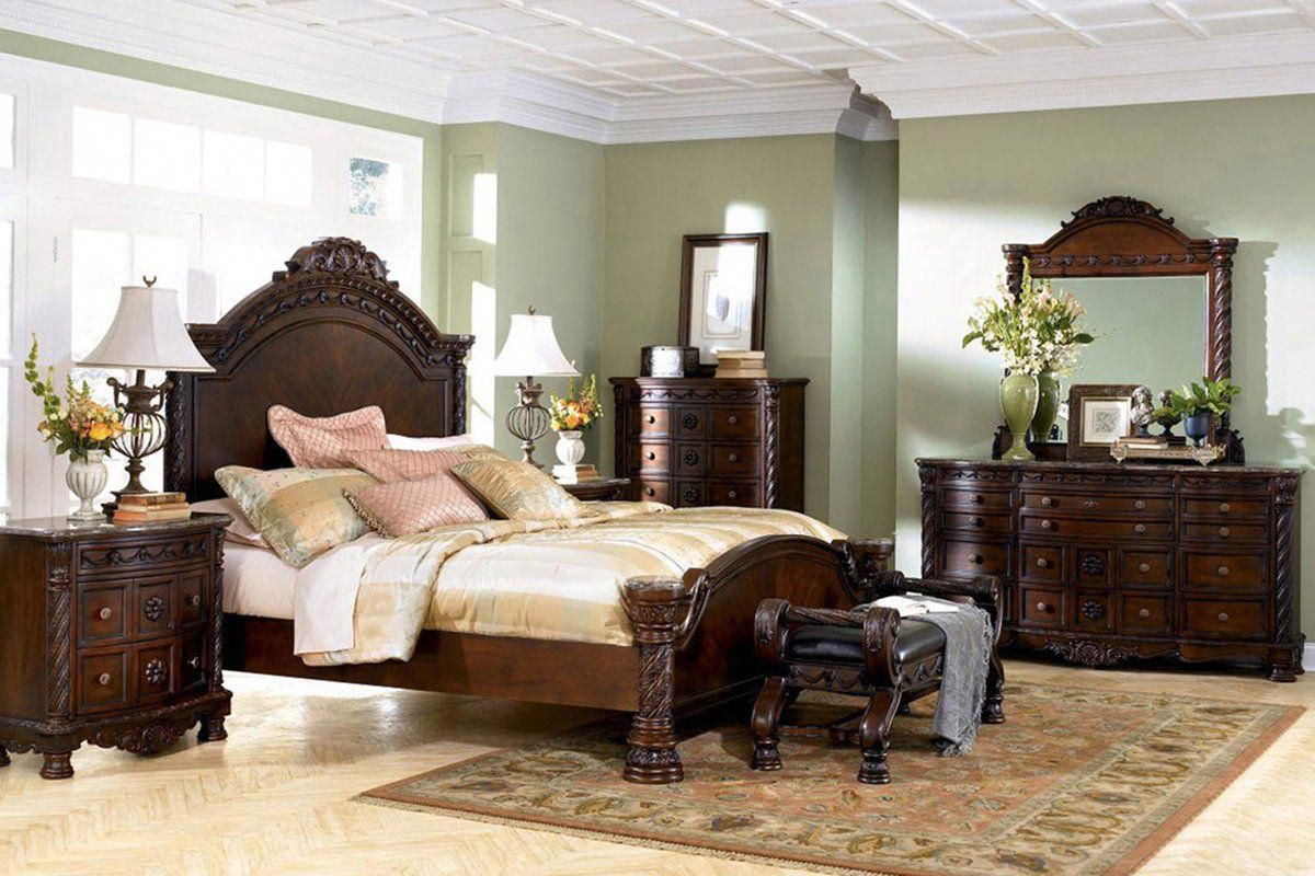 Ashley Furniture North Shore Panel Bedroom Set King Bedroom Sets North Shore Bedroom Set Bedroom Furniture Sets