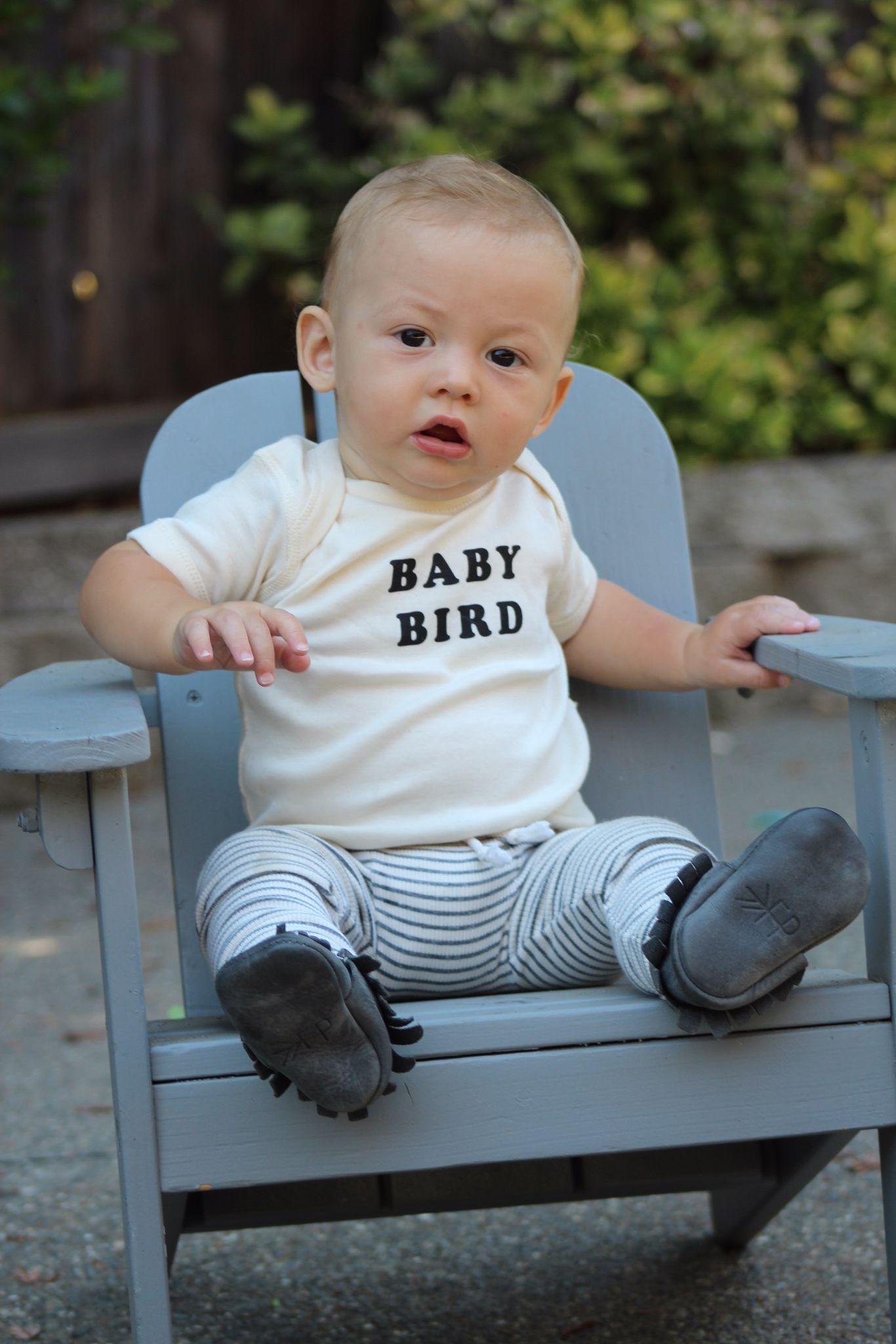 Baby Bird Organic esie