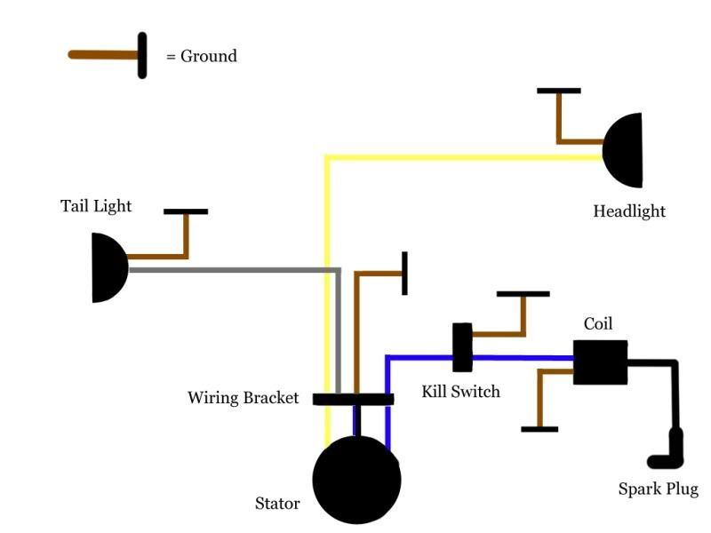Ignition Kill Switch Wiring Schematic And Wiring Diagram Kill Switch Electrical Wiring Diagram Puch