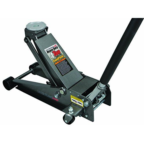 4 Ton Heavy Duty Floor Jack Steel Rapid Pump Lift Car Vehicle Garage Shop Repair Car Accessories Online Market Floor Jack Floor Jacks Lifted Cars