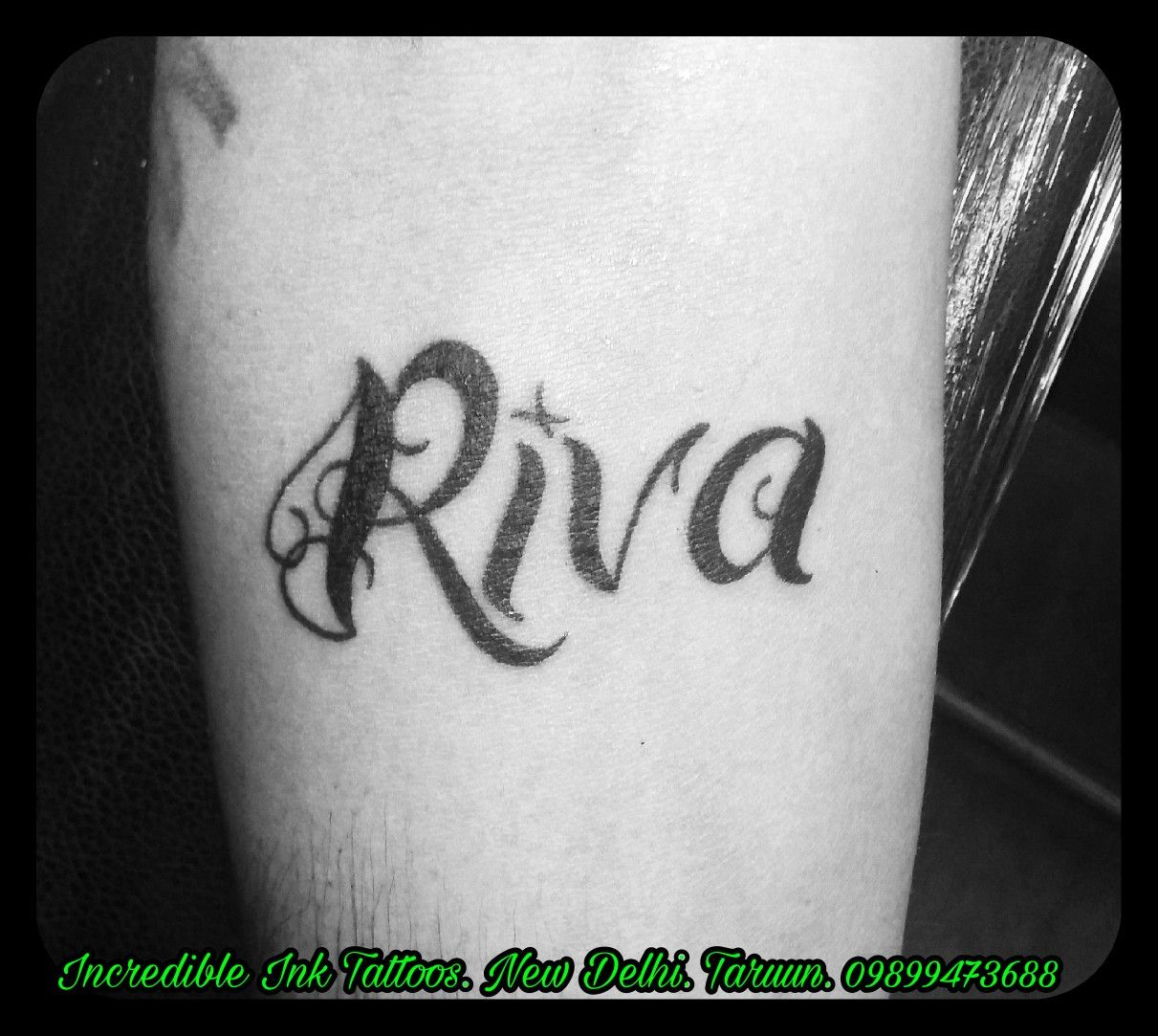 Riva Name Tattoo Call 09899473688 Tattoos Tattoo Quotes Ink
