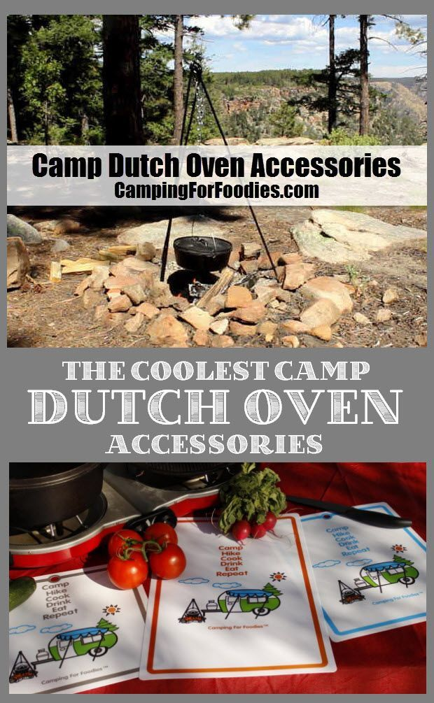 Photo of The Coolest Camp Dutch Oven Accessories Everyone's Excited About!