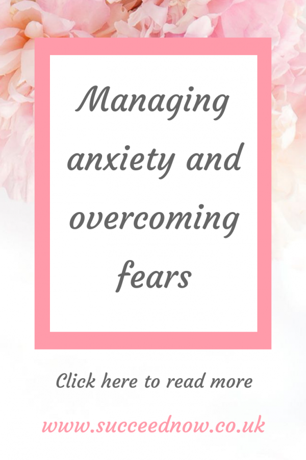 Managing Anxiety & Overcoming Fears - Succeed Now. #anxiety #anxietyrelief #mindfulliving #mindful #mindfulness #healthyliving #mentalhealth