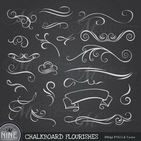 Awesome Chalkboard+design+border | Chalkboard Borders Clip Art