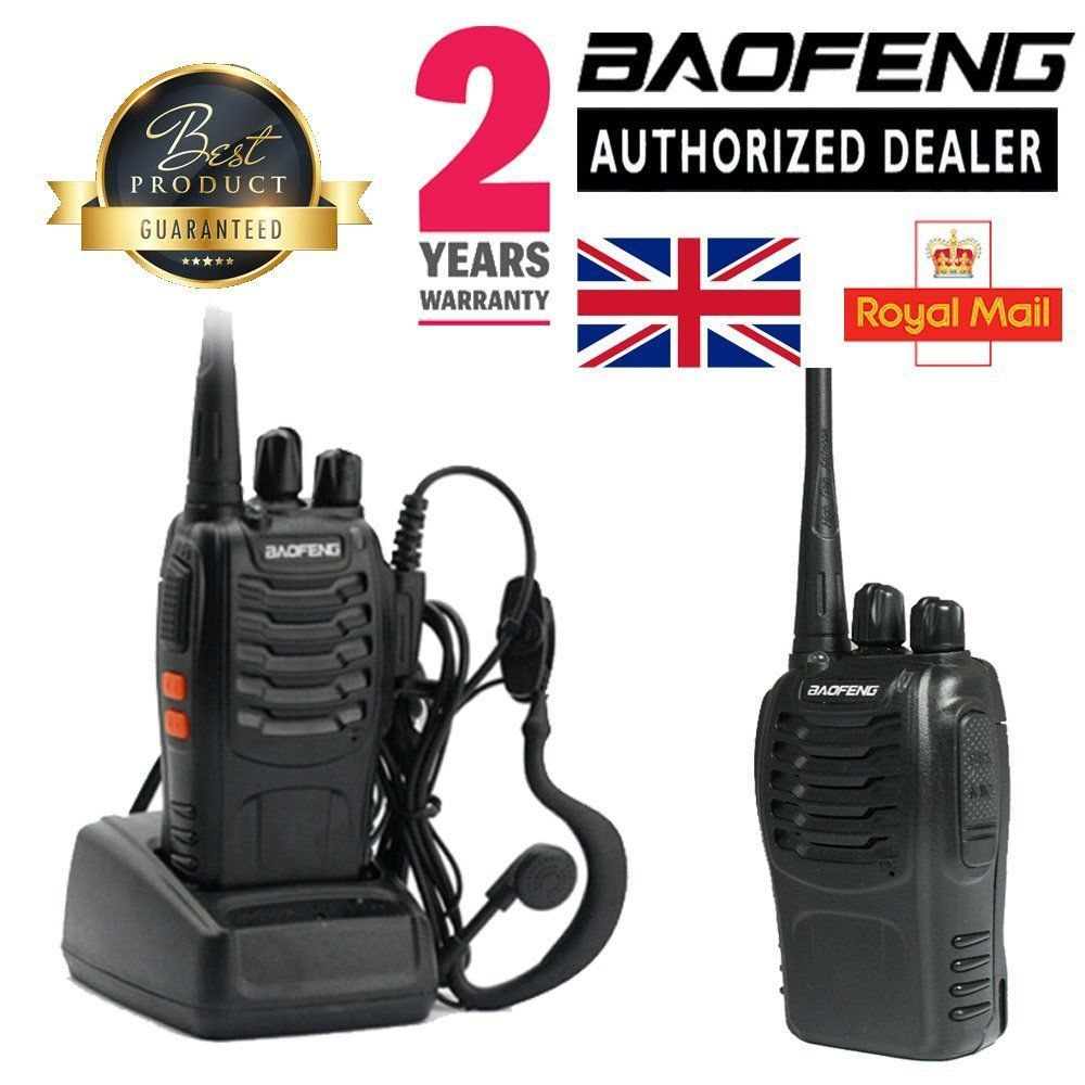 2 x Baofeng BF-888S Walkie Talkie UHF 2 Way Long Range Radio + UV-5R Baofeng R Wiring Diagram Earphone on earphone cable, earphone accessories, earphone connector diagram,