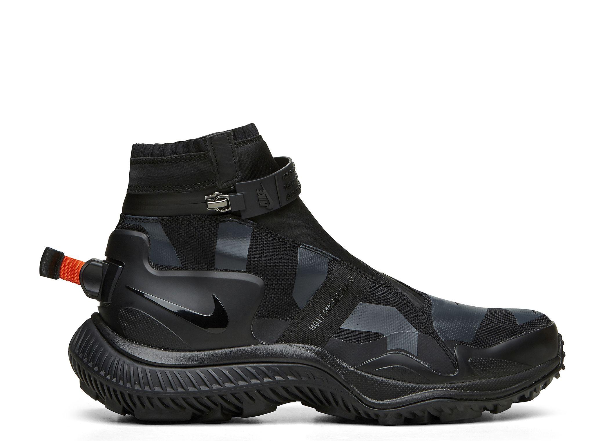 3695211d2b9583 Nikelab x Gyakusou Mens Gaiter Boot - Sneakerboy