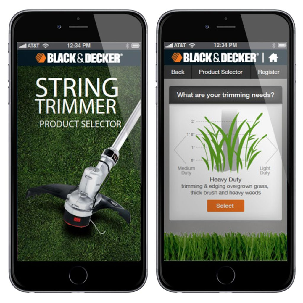 Stanley Black & Decker Mobile App solution to get your