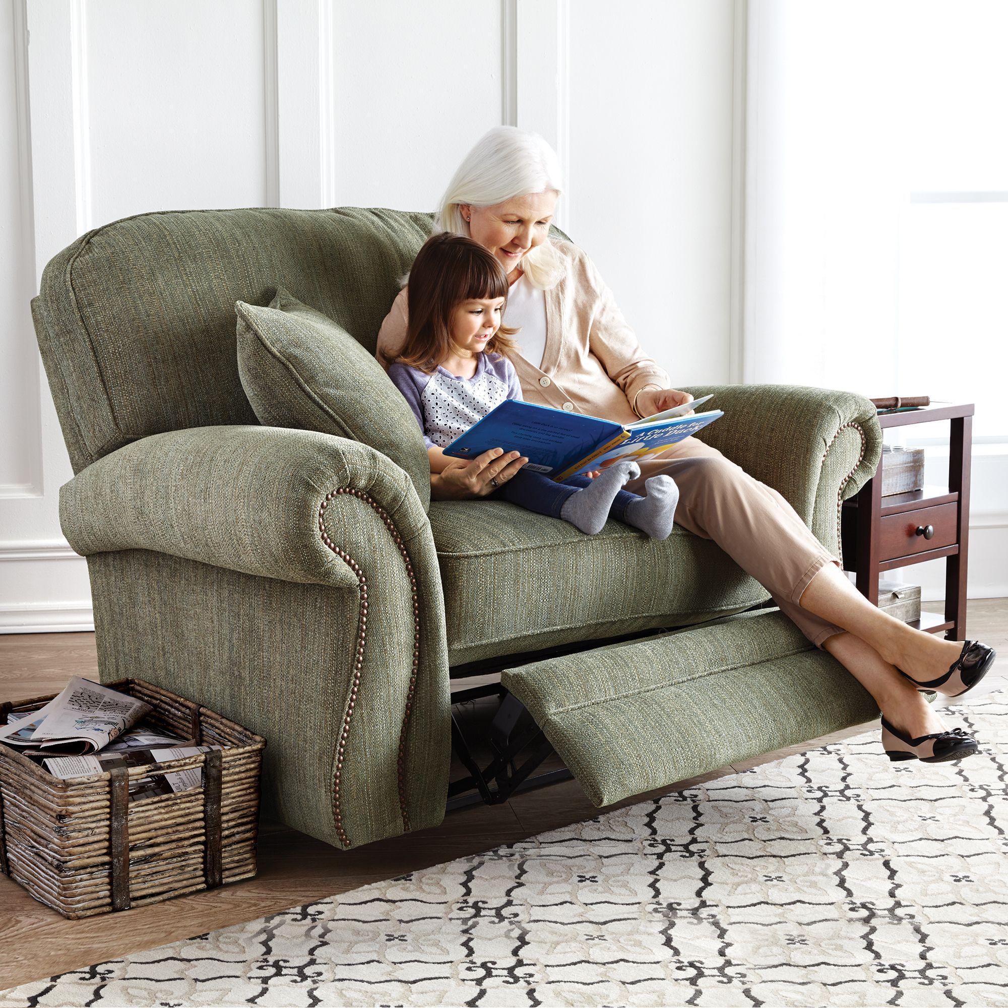 Broyhill Bradbury Snuggler Recliner Chair This Is A Beautiful