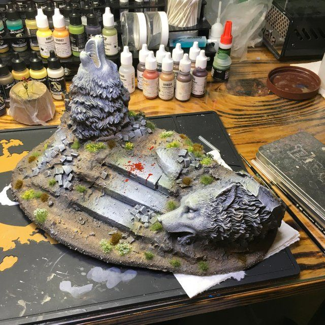 Your place to share Wargames Terrain! #wargamingterrain