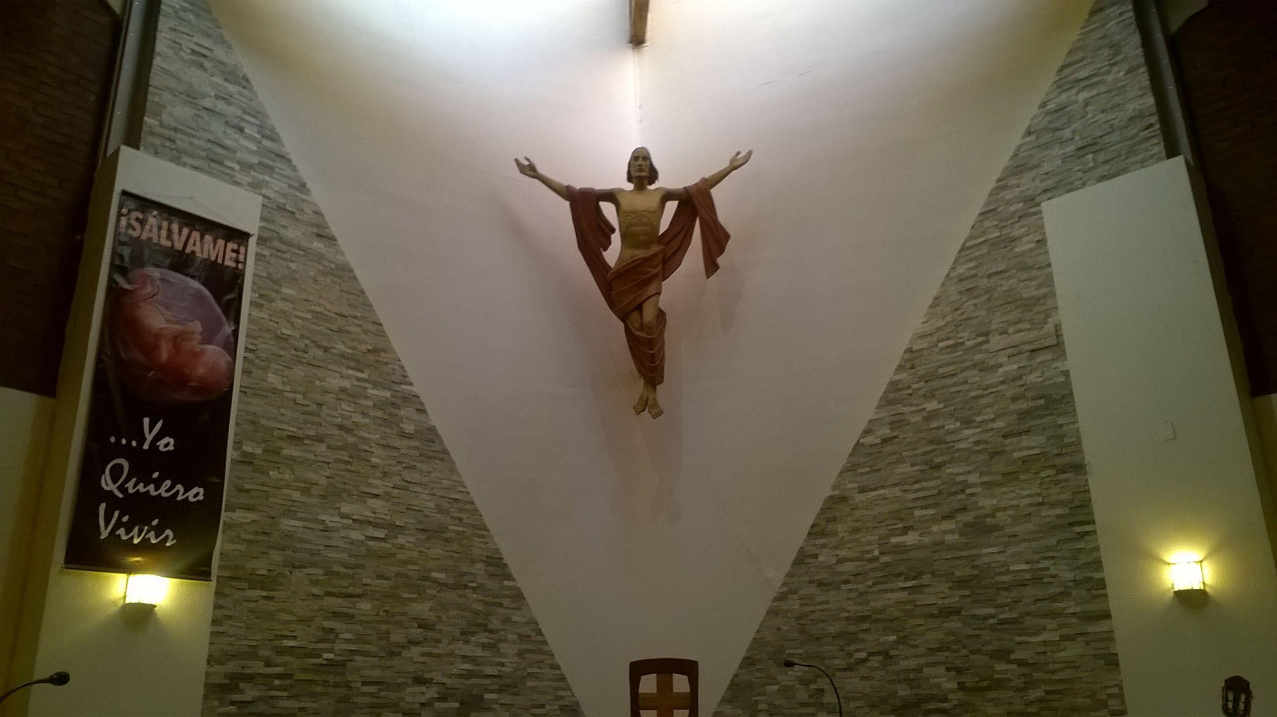 Parroquia Nuestra Señora del Carmen en Maipú