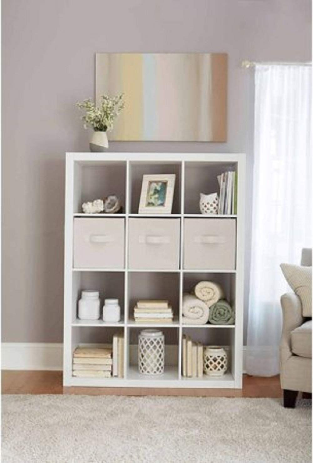 39a4c767fa06626e76f594bd5679f0cd - Better Homes And Gardens 12 Cube Organizer Weathered