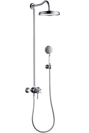 Axor Montreux Showerpipe #bathroomdreams @Hansgrohe USA   Bathroom ...