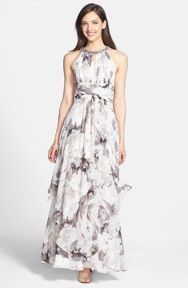 Breezy sherbet colored maxi dresses