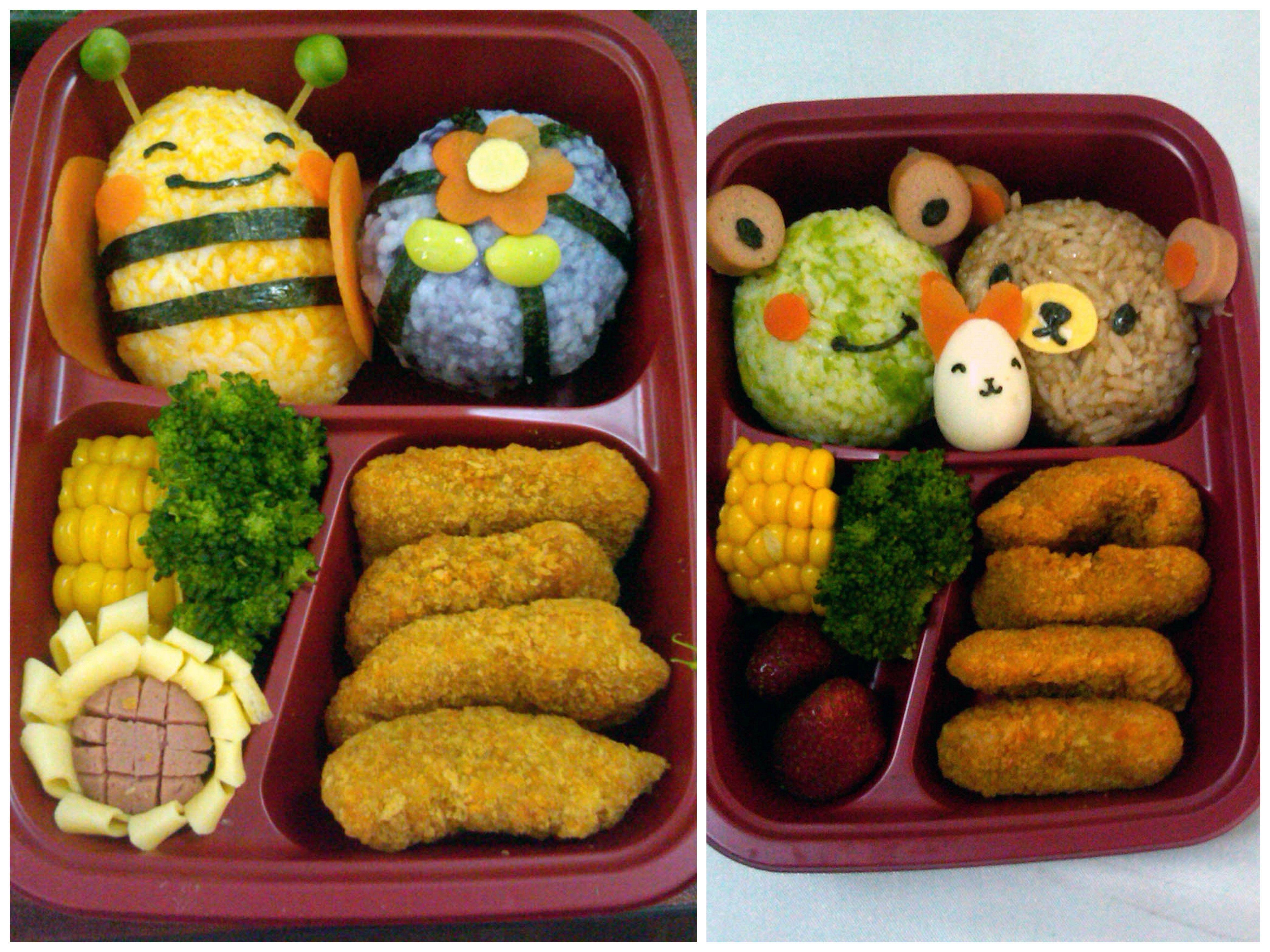 Nasi Kuning Mudah Berita Post Makanan, Bento, dan Masakan