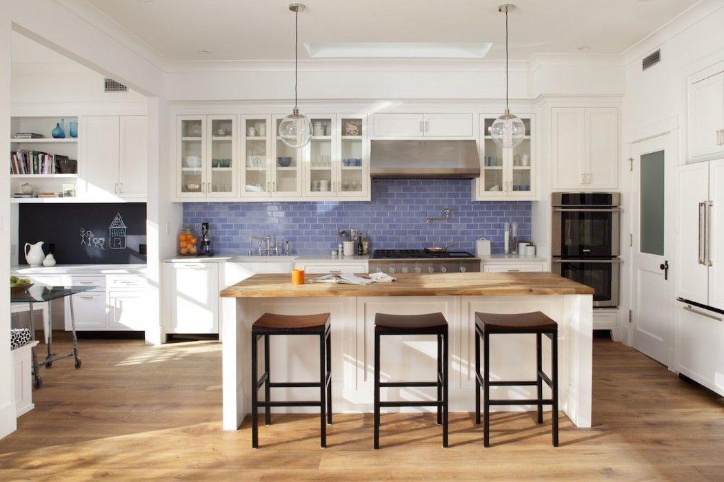 9 Trendy Kitchen Tile Backsplash Ideas Kitchen Backsplash Trends White Kitchen Furniture Luxury Kitchen