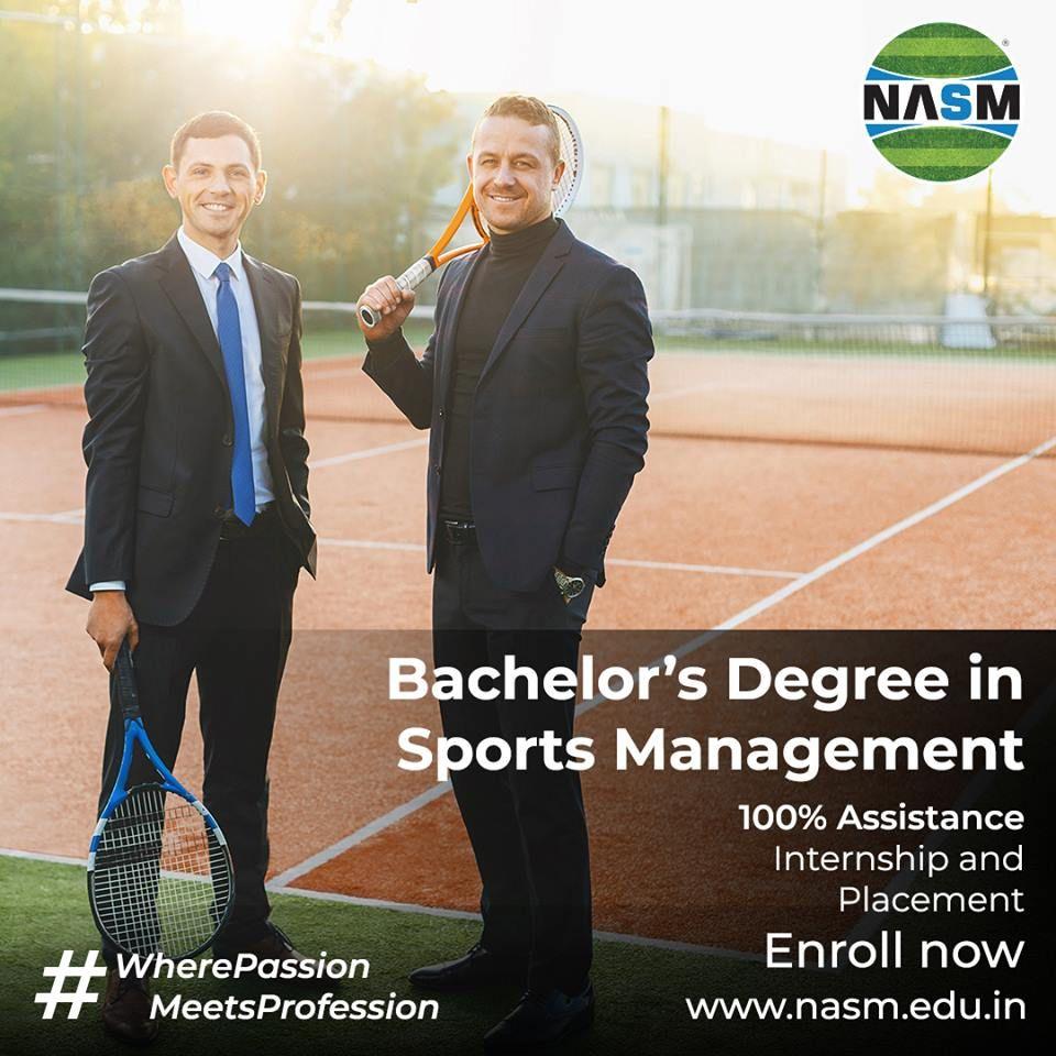 Bachelor's Degree in Sports Management Sport management